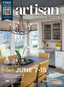 Artisan Home Tour 2014 Guidebook