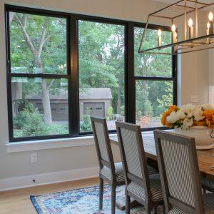 Fall Parade of Homes Design Trends Black Windows Zawadski
