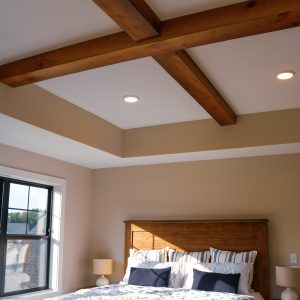 Fall Parade of Homes Design Trends Ceiling Beams Kootenia
