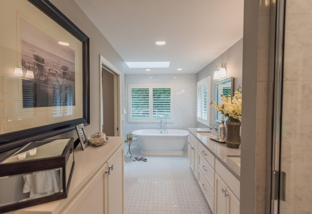 Bathroom remodel from Destiny Homes