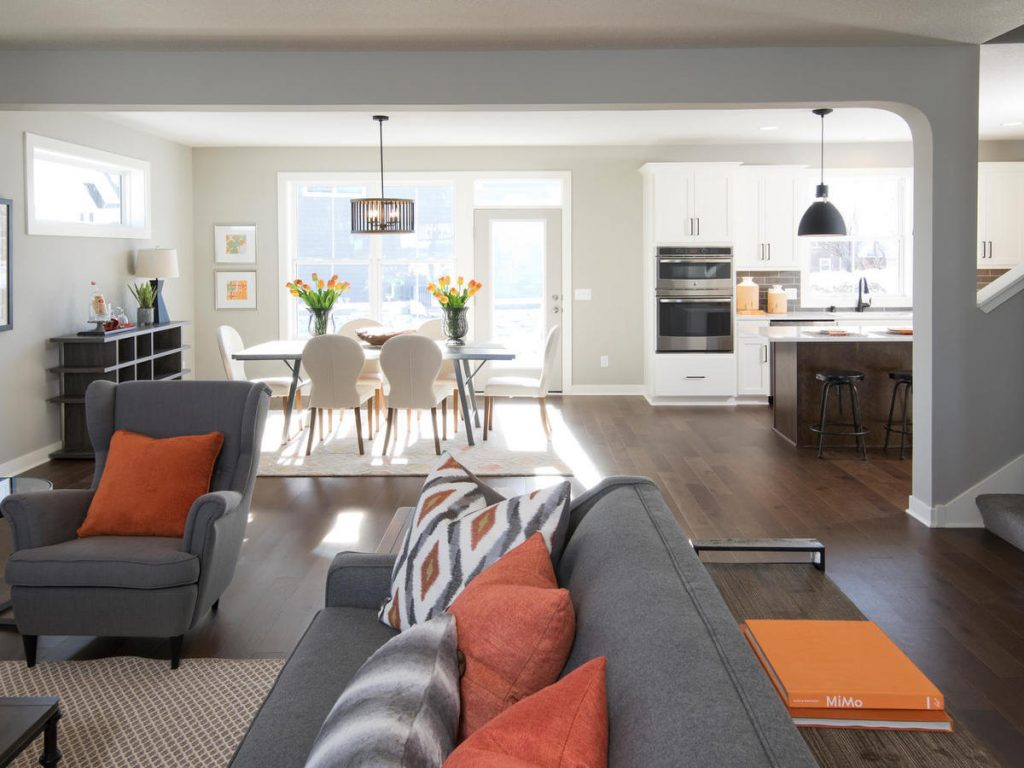 Thoughtful layout from Robert Thomas Homes