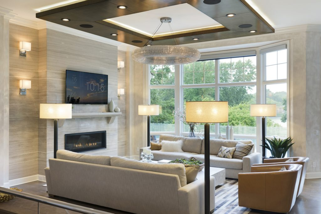 Smart home and tech trends: lighting control