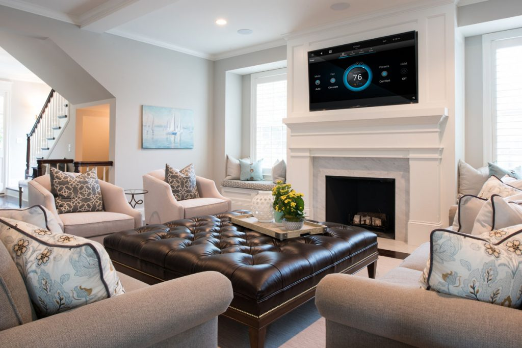 Smart home and tech trends: Remote Monitoring
