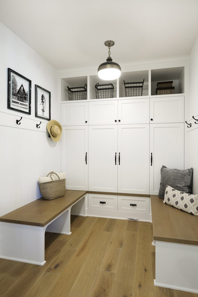 Homes By Tradition Mudroom