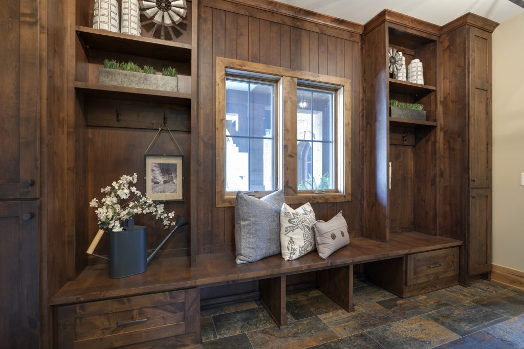 Mudroom Design | Homes By Tradition