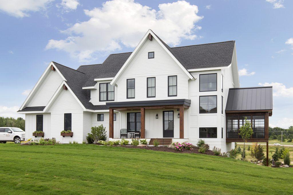 Modern Farmhouse | Custom One Homes