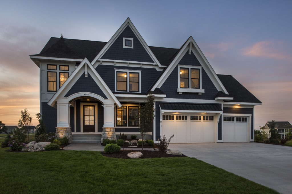 New Traditional | Custom One Homes