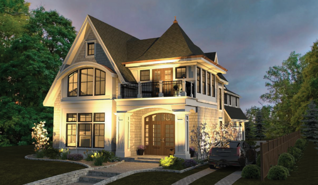 Landmark Build Co Dream Home