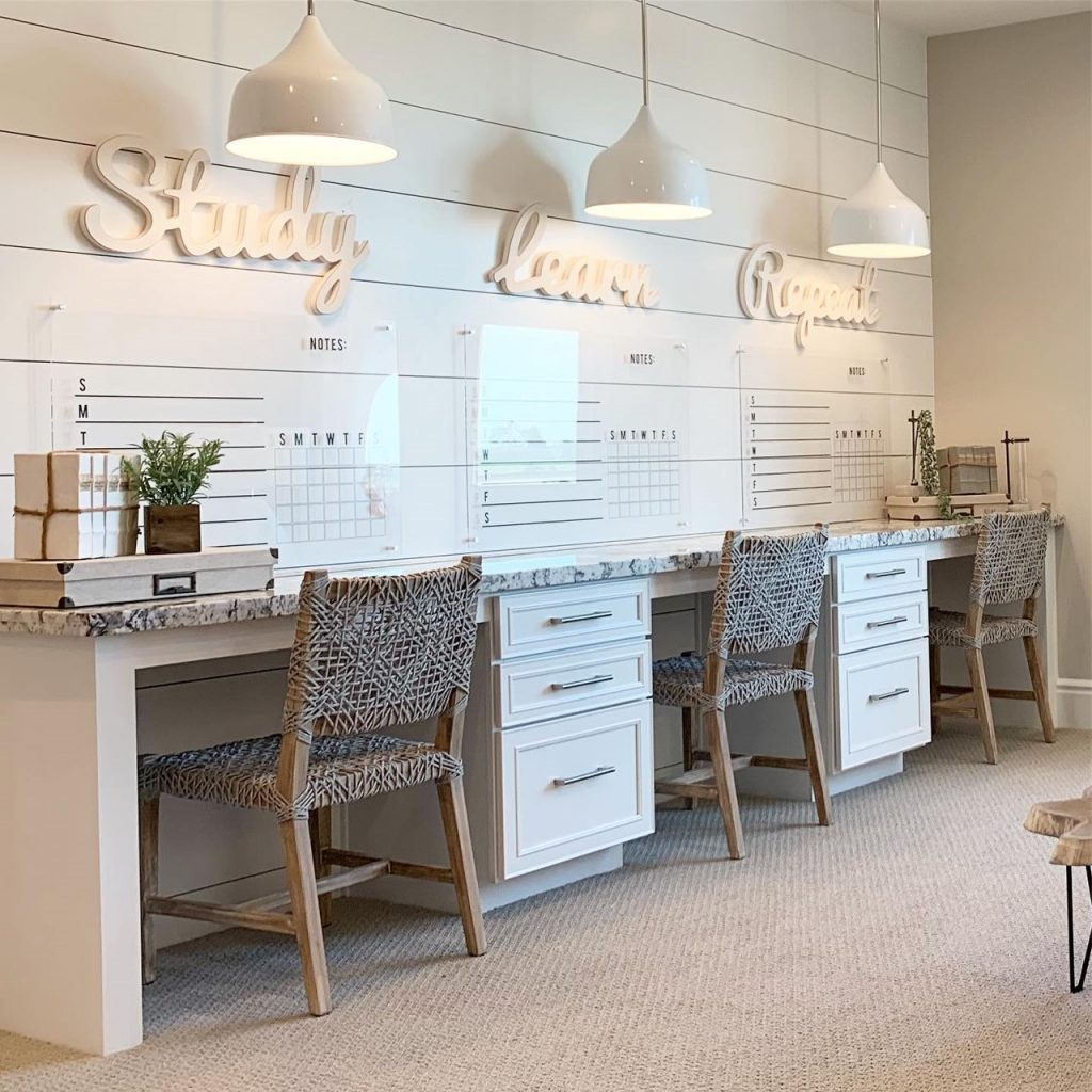 Pulte Homes - Study Space